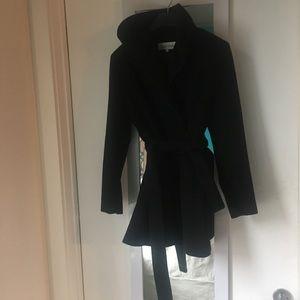 Calvin Klein tie waist coat